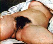 Courbet, The Origin of the World