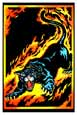 Fire Panther (Blacklight)