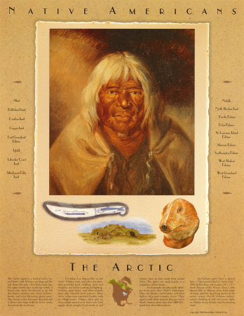 Native American Cultures - The Arctic